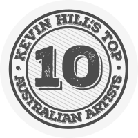 Kevin Hill Badge Logo